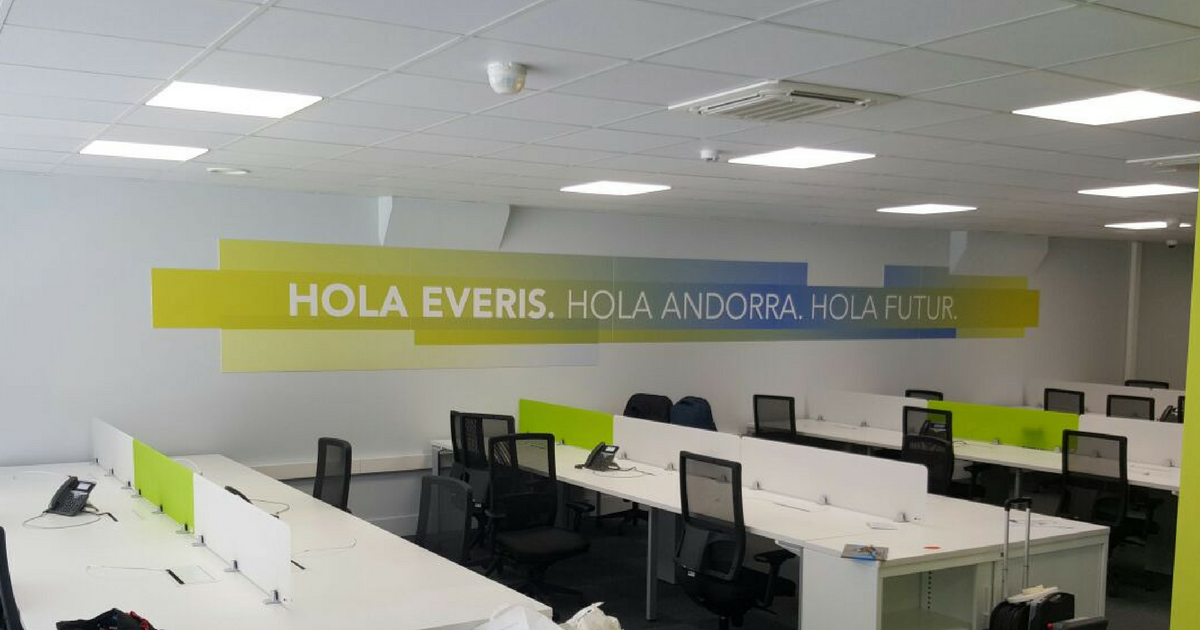 everis opens a new office in Andorra